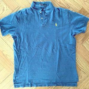 Ralph Lauren Polo short sleeve collar shirt